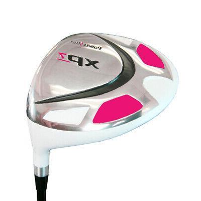 golf clubs women s xp7 white driver