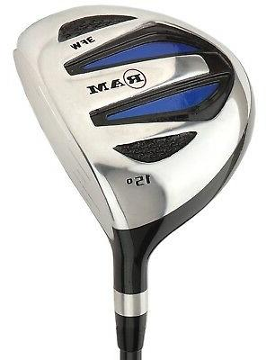 "Ram Mens +1"" Clubs Set with Bag -"