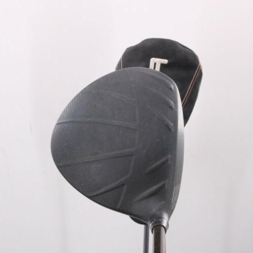 golf king ltd black adjustable loft driver