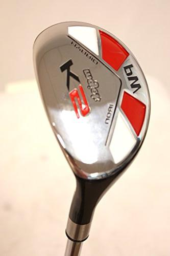 golf hybrid pw regular flex