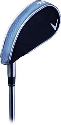 Callaway Golf Iron Headcovers Grey-Set includes 9 covers - 4