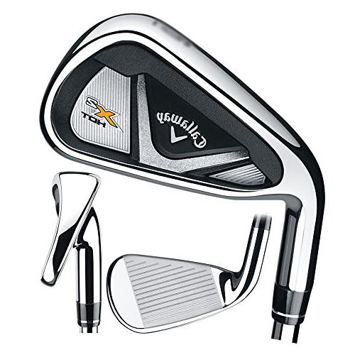 golf irons set total clubs