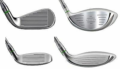 Taylormade Womens 10 piece Club Set Driver 4h 5h