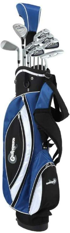 Confidence Golf V3 Hybrid & Bag