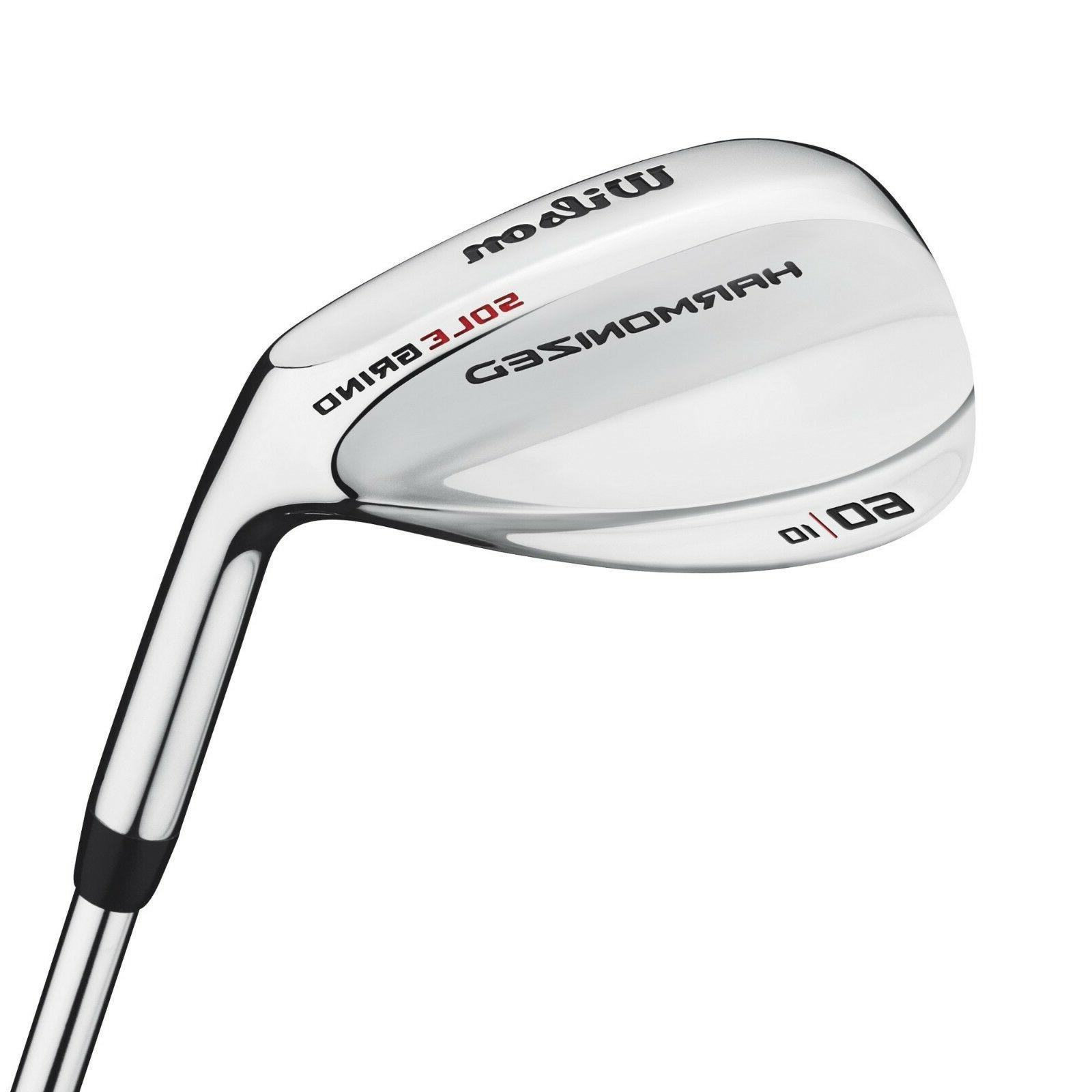 Wilson Harmonized Golf Wedges -