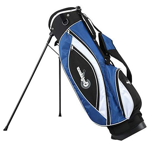 Confidence Golf Mens with Stand Bag