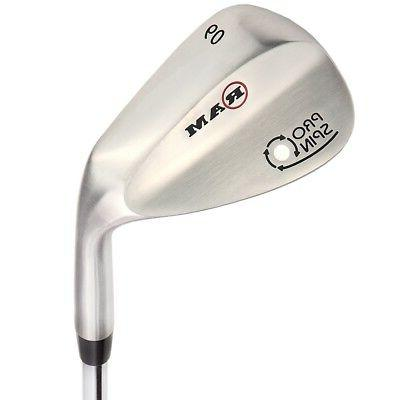 Ram Pro Stainless 52, 56, Wedges - Mens