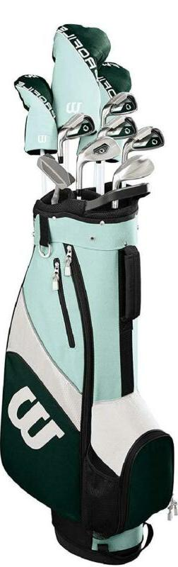 Wilson Golf Profile SGI Women's Complete Golf Set Long/Tall