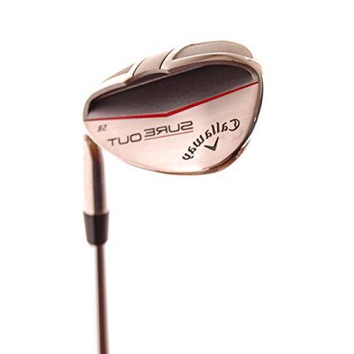 golf sand wedge 58 steel