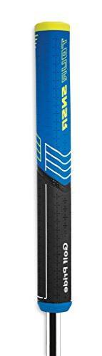 Pride Golf Tour SNSR Straight 140CC Putter Grip- Blue/Black-