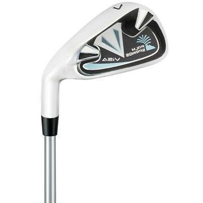 Palm Golf V2 Club Set & Stand Bag