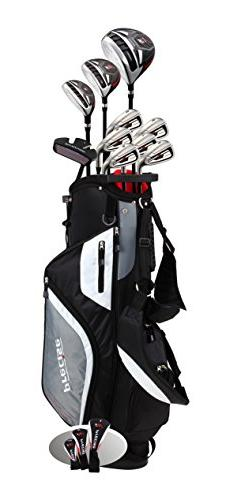14 GRAPHITE Complete Golf Package Fairway, 5-PW Irons, Putter, - Left