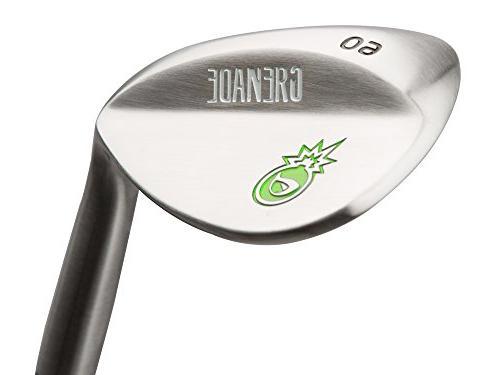 BombTech Golf Wedge for Men - 60 Wedges -