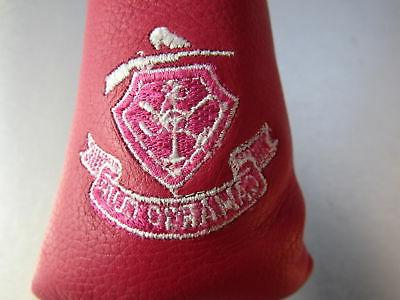 SUNFISH Headcover Putter Cover Carmargo Club