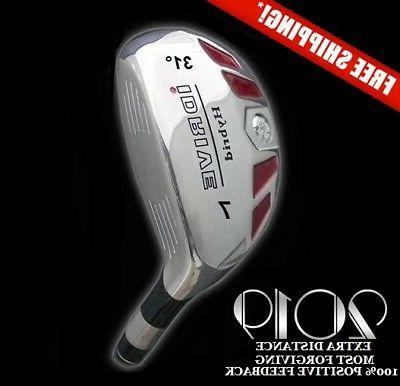 IDRIVE Hybrid Golf Clubs 3 5 6 7 8 9 PW SW LW - USA SHIP