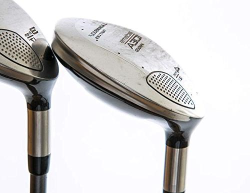 Adams 3H 4H 5-PW Stock Graphite Left Handed in