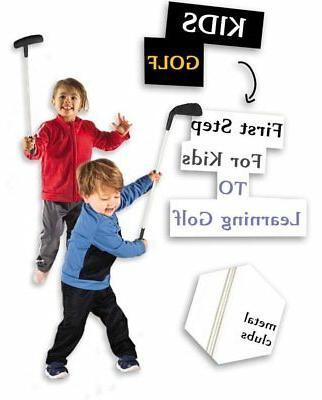 heytech Toy Clubs Golf Toddler Children