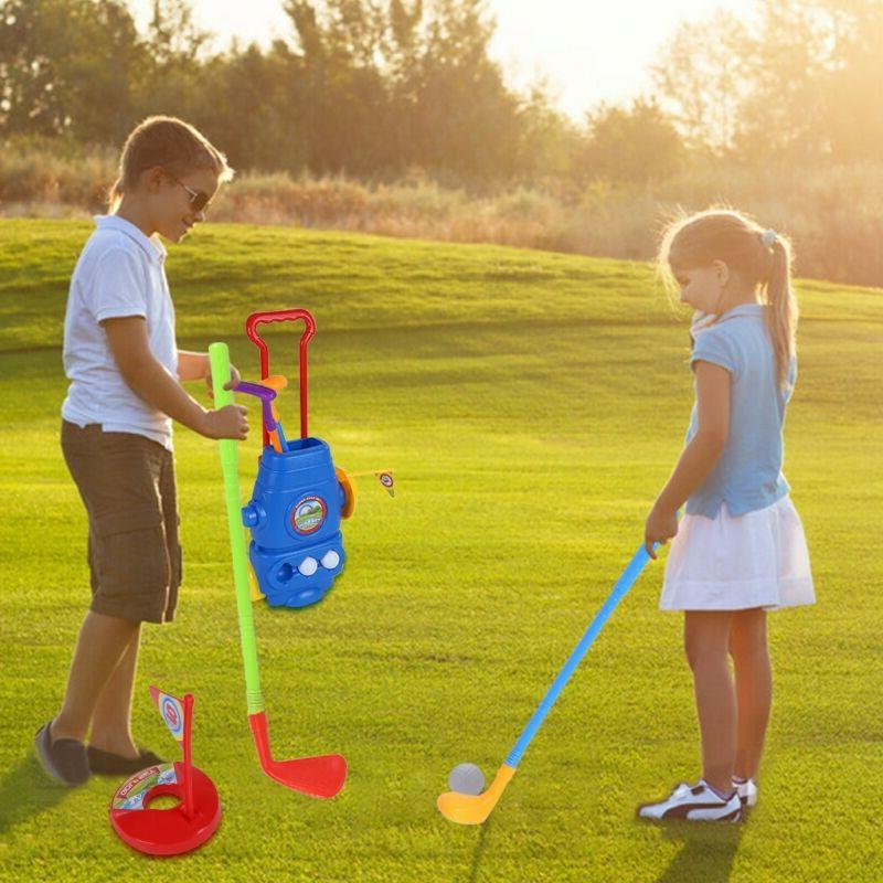 Kids Clubs Todder Golf Set Sports Toddlers for