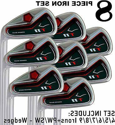 ladies custom made ti11 golf clubs taylor