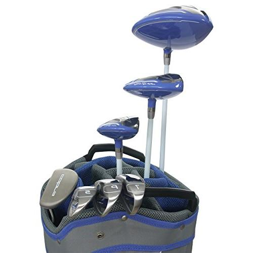 NEW Lady Cobra Golf Fly-Z S 8 Piece Complete Set w/ Bag Ultr