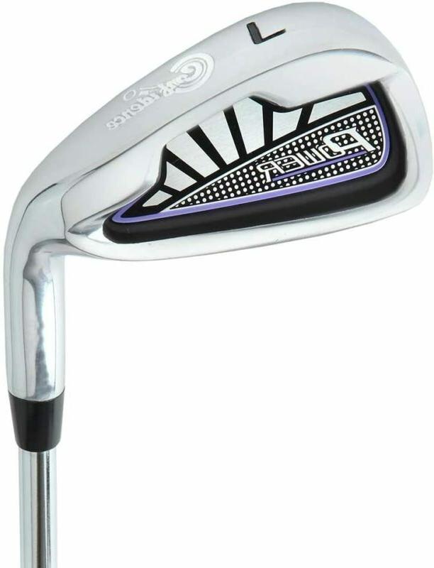 Confidence Golf Club Set Stand Bag