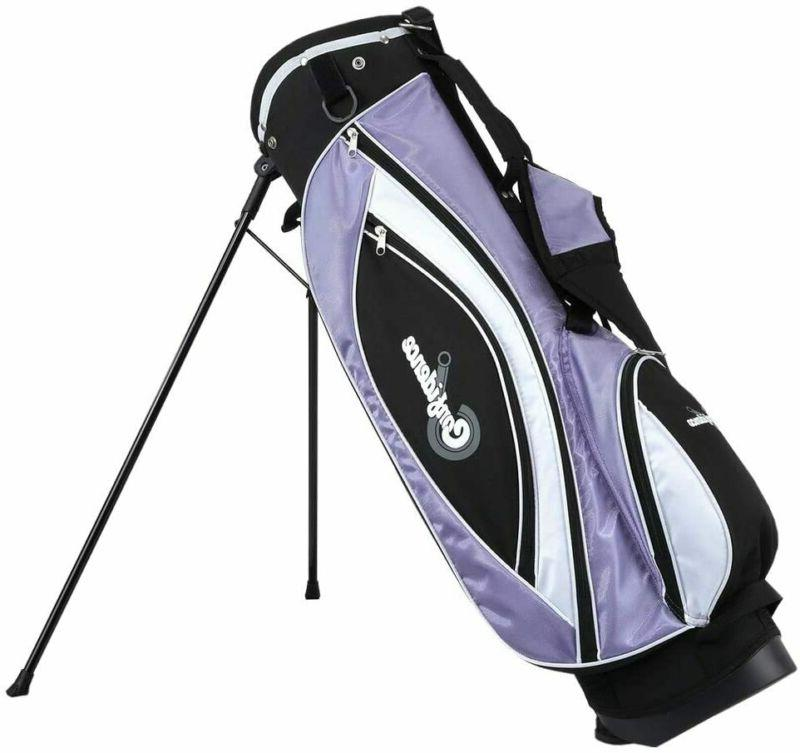 Confidence Lady Golf Stand Bag