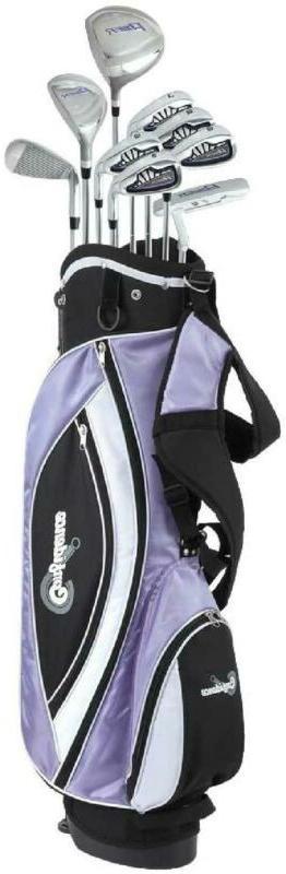 lady power iii golf club set