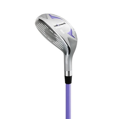 NEW Lavender Junior Driver Hybrid Iron