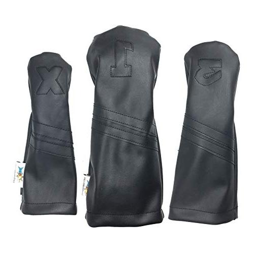 leather headcover set murdered
