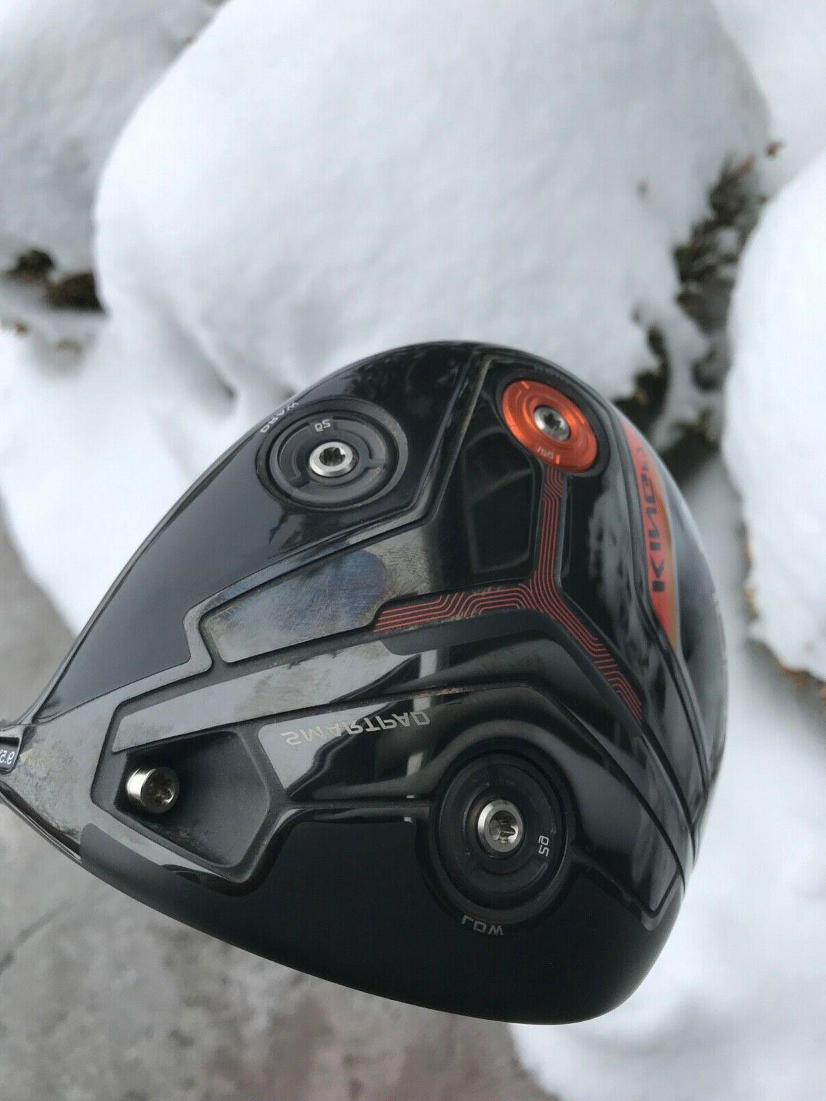 Left Cobra Adjustable* Driver Regular Mint