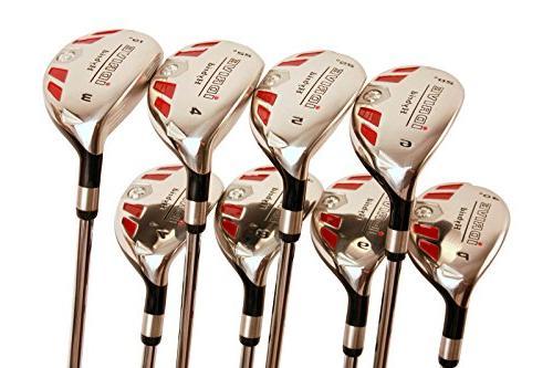 left handed petite senior golf