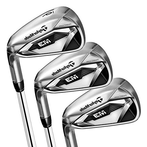 m3 irons set total clubs