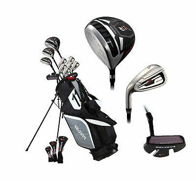 Precise M5 Men's All Graphite Senior Complete Golf Clubs Pac