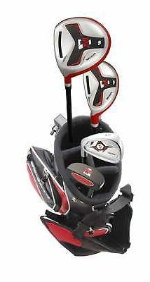Precise M7 Junior Complete Right Hand Golf Club Set for Chil
