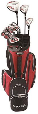 Nitro Men's Blaster Golf Set 15-Piece, Left Hand