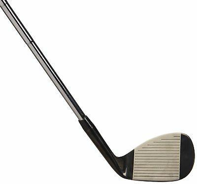 men s harmonized black chrome golf wedge