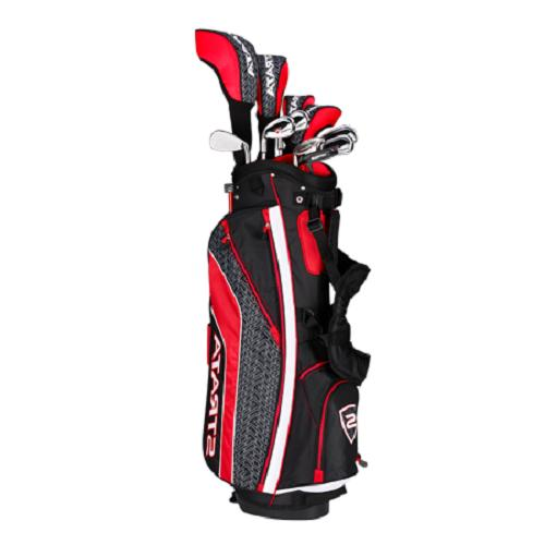 Callaway Men's Strata '19 Tour Golf 16-Piece Complete Set (R