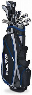 mens strata plus complete 16 piece golf
