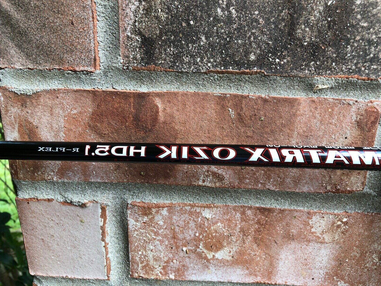 MINTY Tour XCG6 #4 MATRIX flex Graphite