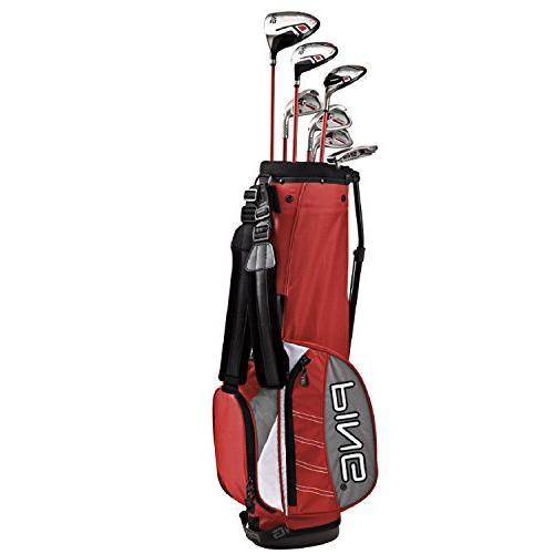 Ping Moxie Junior Golf Club Set Ages 10 11