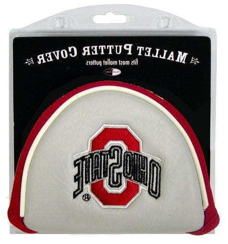 ncaa ohio mallet putter cover