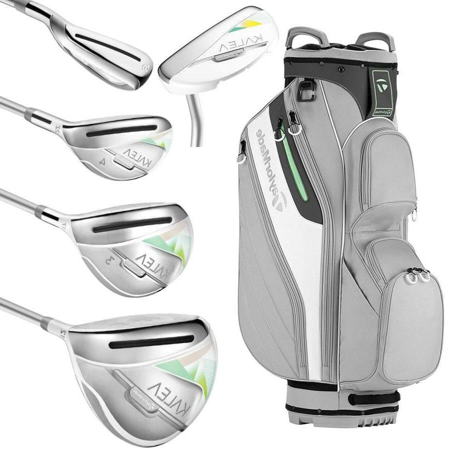 New 2019 Taylormade Kalea Women's Complete Package Set - Rig