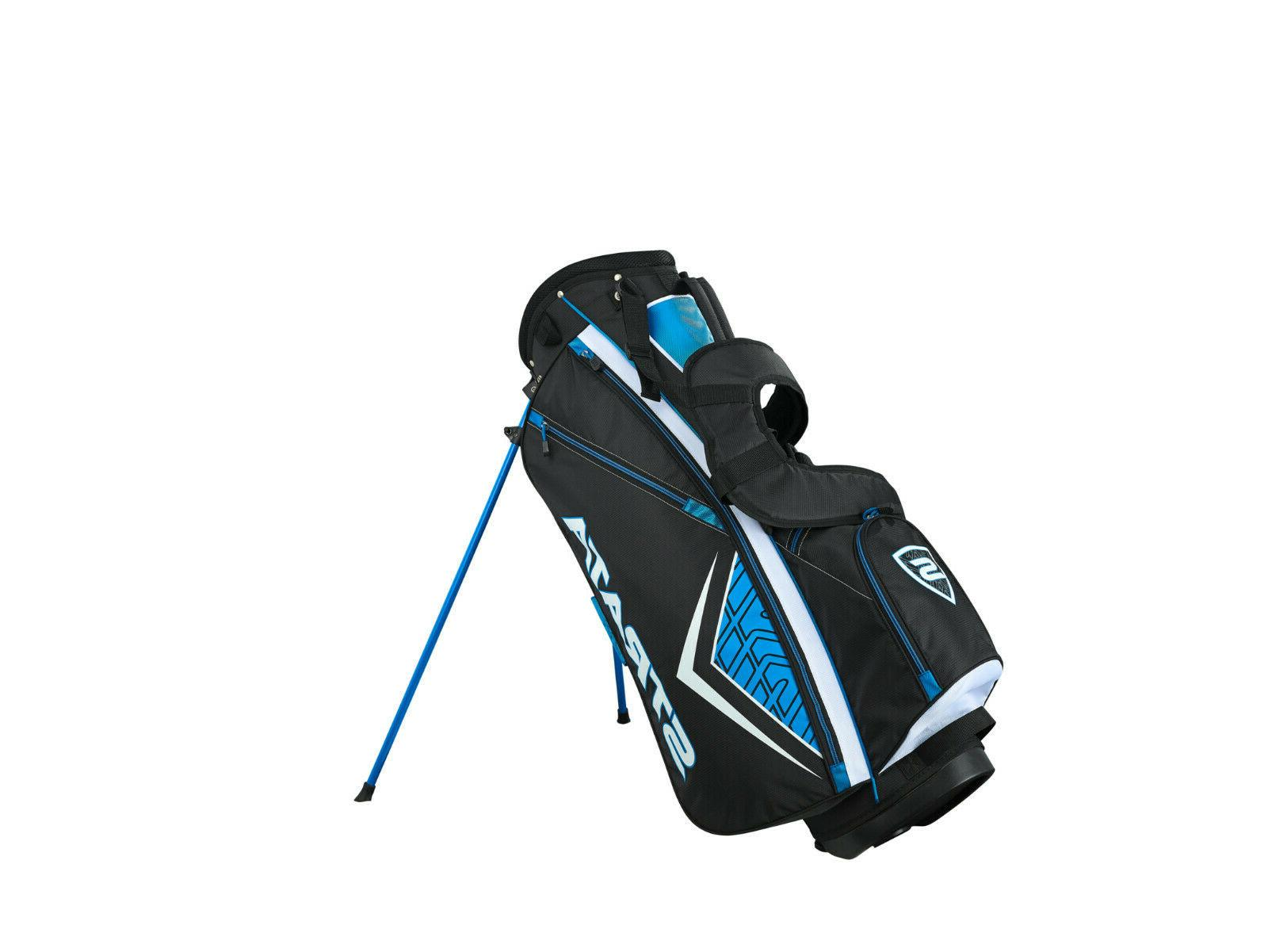 New 2019 Callaway Strata Men's With Stand Bag 12