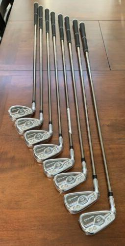NEW Golf Clubs M CGB Set , Stiff Flex