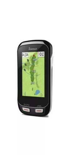 NEW Garmin Approach G8 Handheld Touch Screen Golf Course GPS