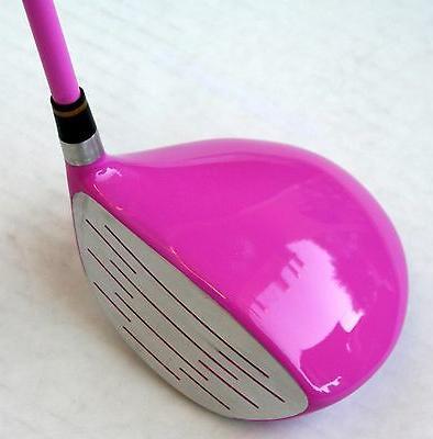 Brand Pink Girls Kids Golf RH
