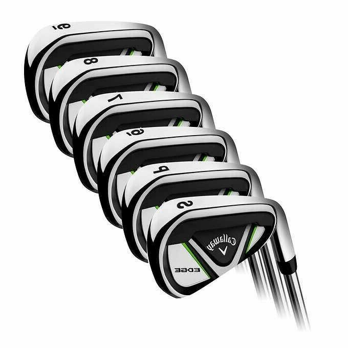 NEW EDGE Men's Clubs Set 10.5 Right