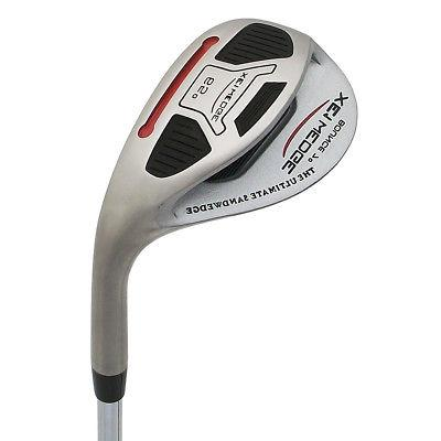 new golf ultimate sand lob wedge w