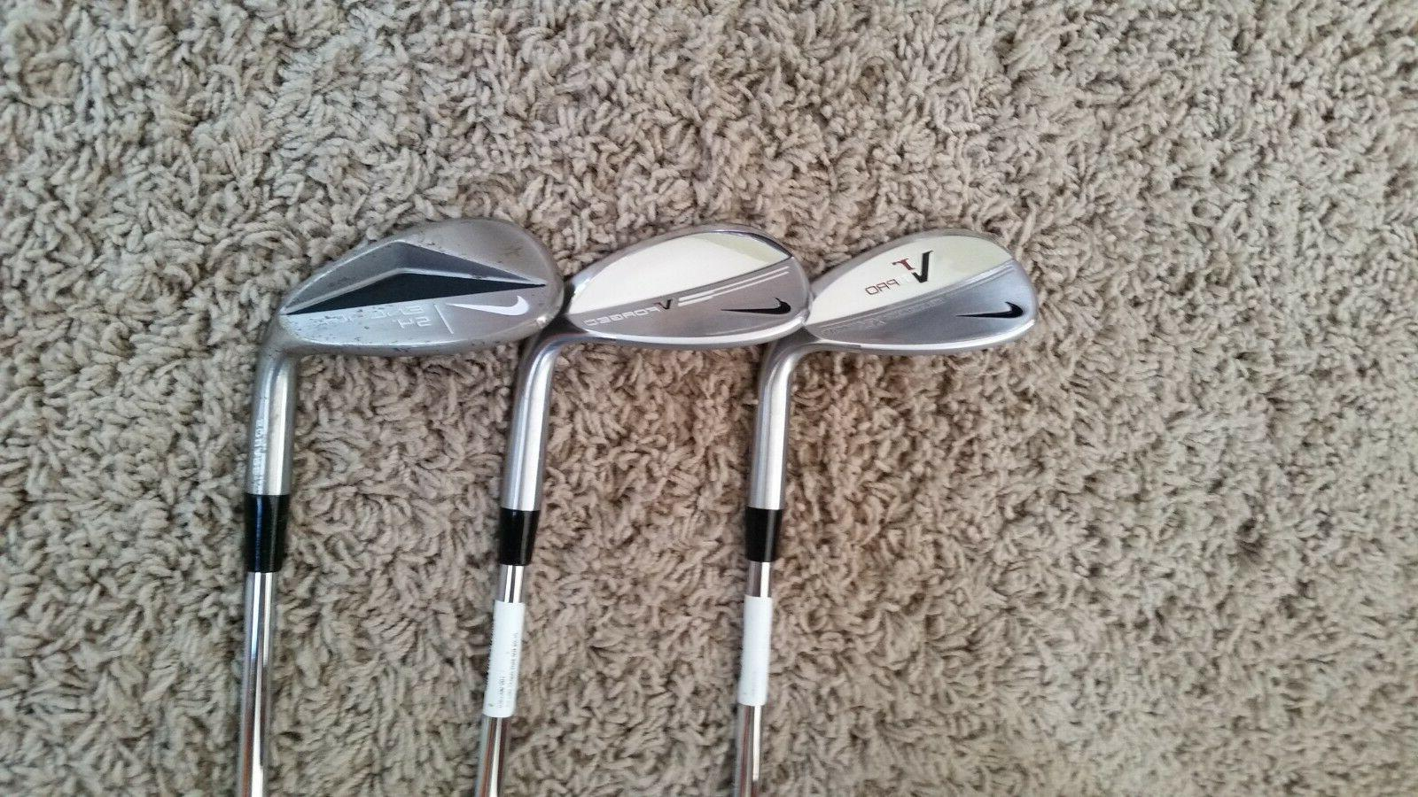 new golf wedges steel shaft select