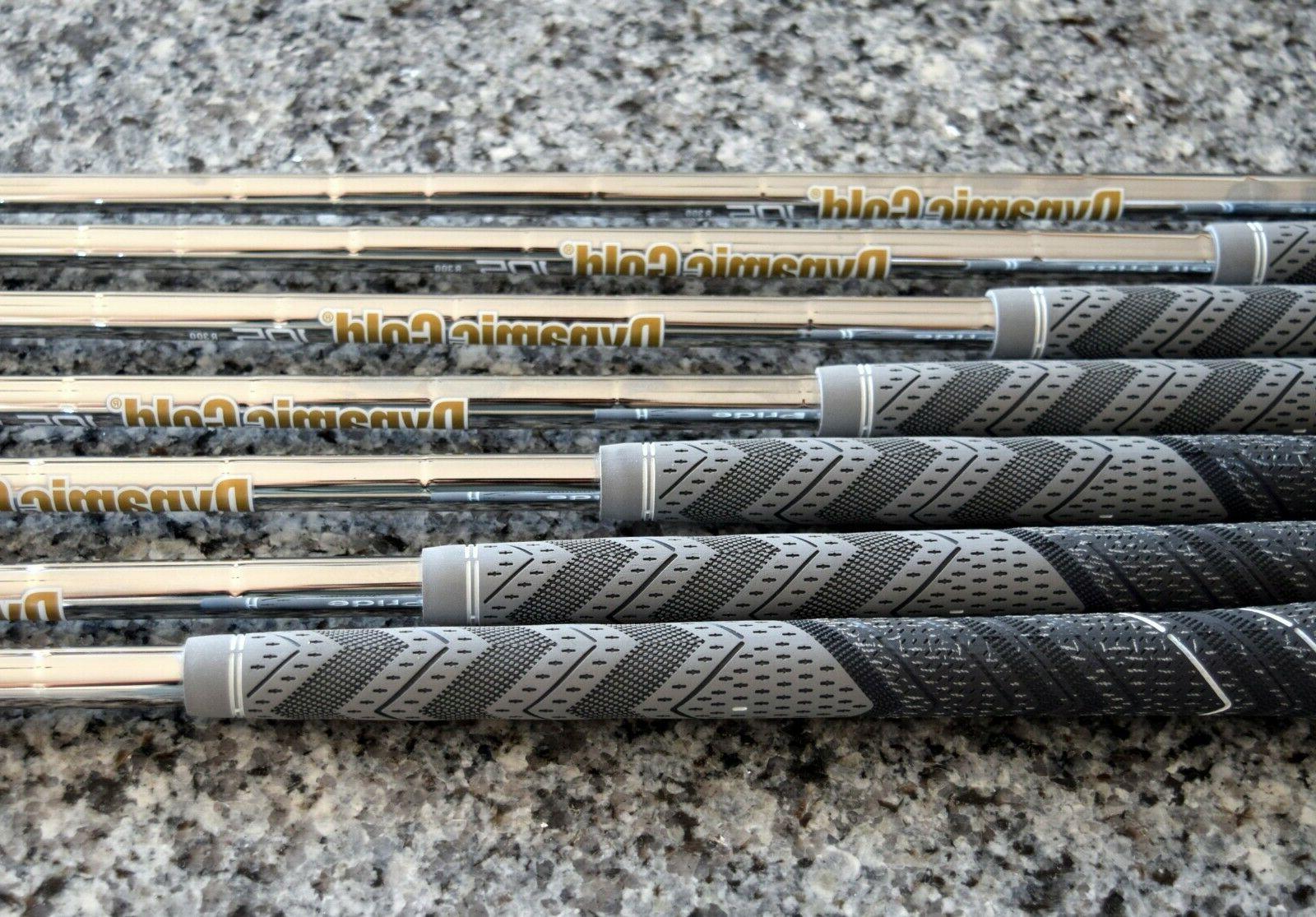 NEW JPX Tour Iron 4-PW Dynamic Regular Steel
